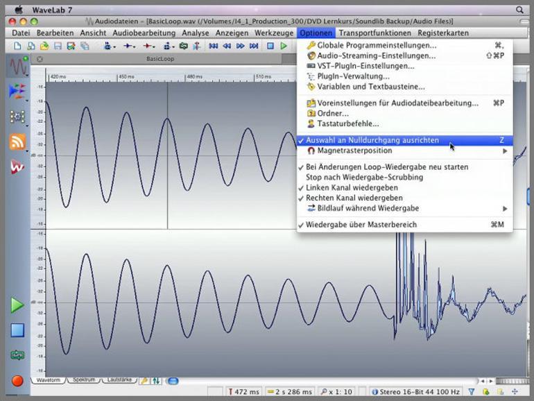 Hands On Wavelab 7 - Grundlagen und Einführung