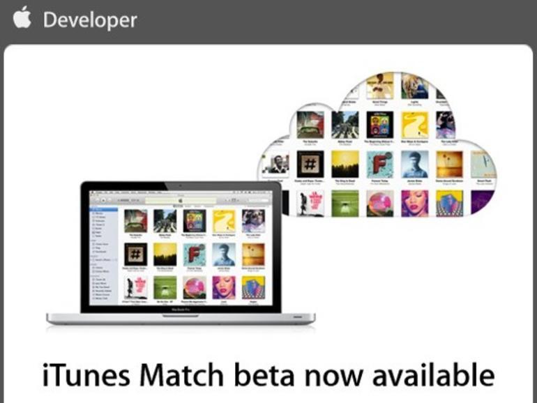 Vorbereitungen auf iCloud: Apple löscht heute iTunes Match Beta-Daten