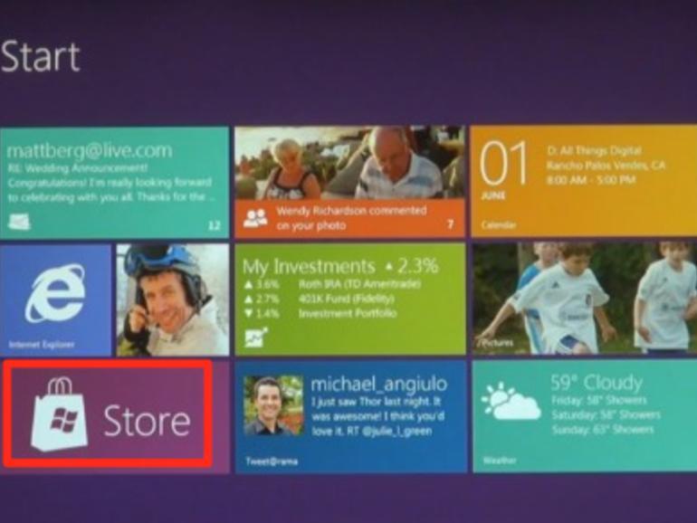 Druck von der Metro AG: Microsoft ändert Namen der Windows-8-Oberfläche