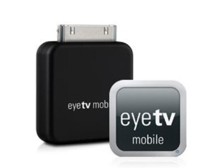 EyeTV Mobile verwandelt iPad 2 in Fernseher