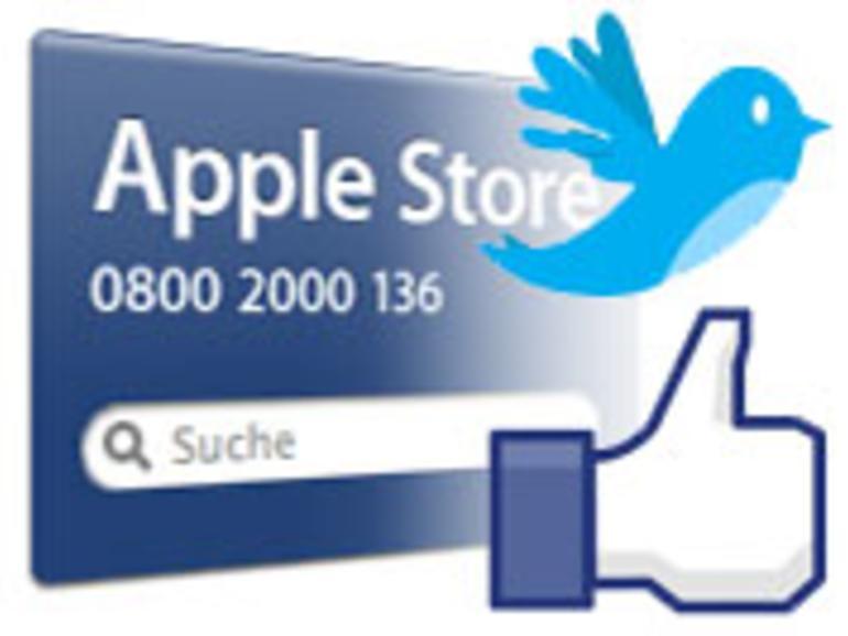 Apple Store mit Verbesserungen im Detail