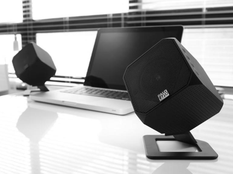 Test: Palo Alto: cubik, USB-Lautsprechersystem