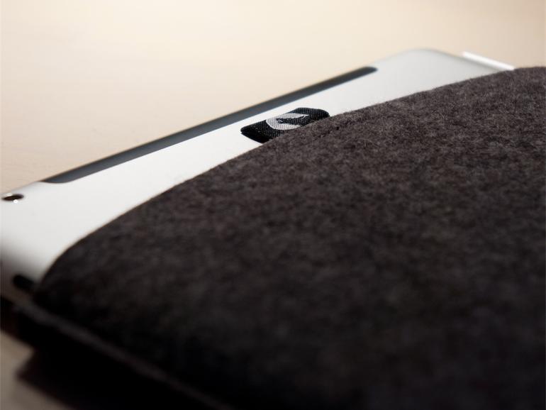 Das Arktis-Gadget der Woche: Die Wolfsrudel iPad 2 Hülle