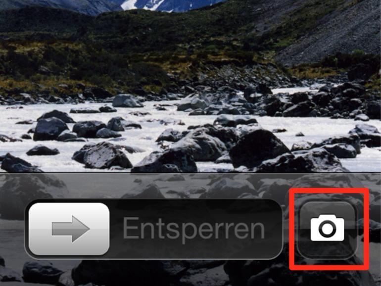iOS 5: Diese Neuerungen bringt die Kamera-App