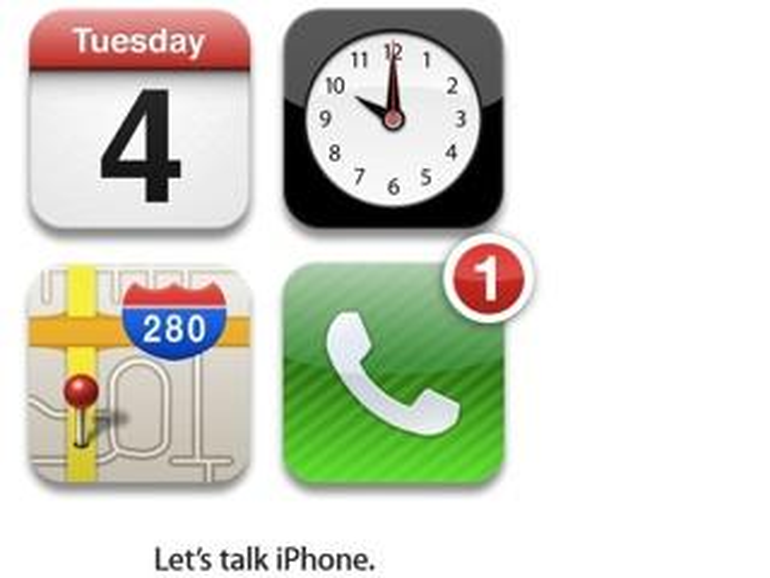 Let's talk iPhone: Apple verschickt Einladungen für Mediaevent am 4. Oktober