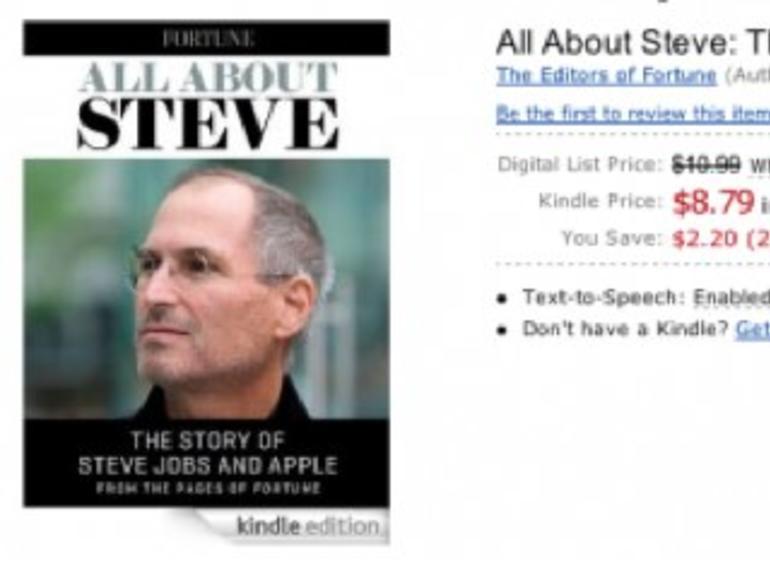 """""""All about Steve"""": Fortune veröffentlicht eBook mit Blick hinter die Apple-Kulissen"""