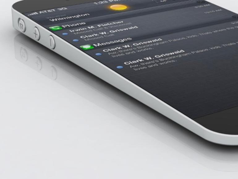 Last-Minute-Gerücht: Keilförmiges iPhone 5 nur ein Prototyp, iPhone 4S mit verbesserter GPS-Funktion