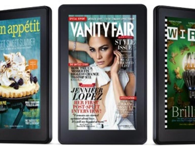 Amazon plant bis zu sechs neue Varianten des Kindle Fire