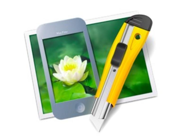 Kurztest: Ensoul, iPhone-Hintergrundbilder am Mac skalieren