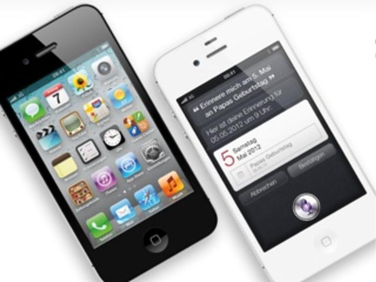 iPhone 4S: Neues iPhone ist lauter, vereinzelte Berichte über farbstichiges Display