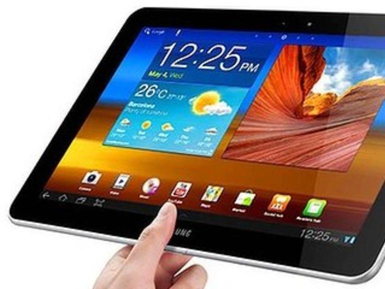 Galaxy Tab Werbespot: Jeder Zweite hielt das Samsung-Tablet für ein iPad