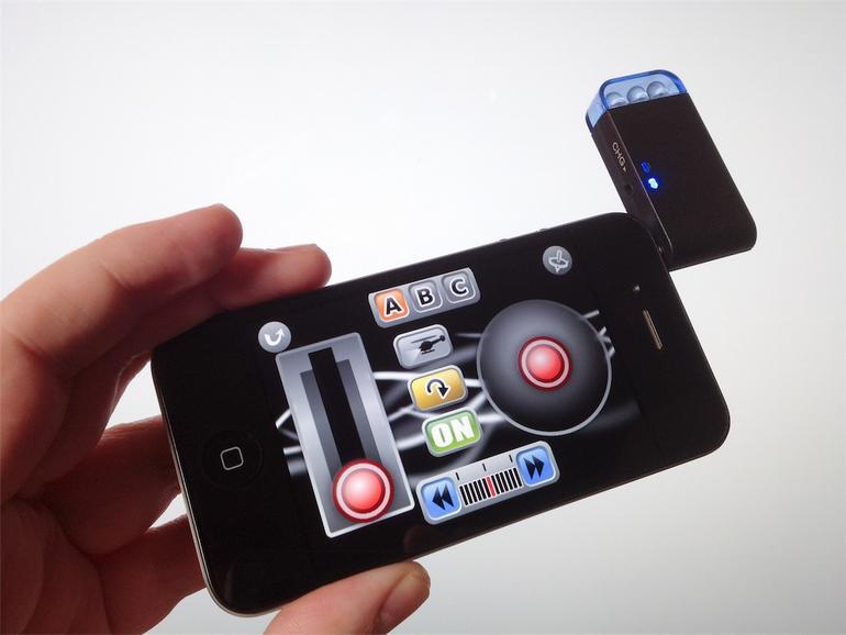 Das Arktis-Gadget der Woche: iHelicopter für iPhone, iPad und iPod touch