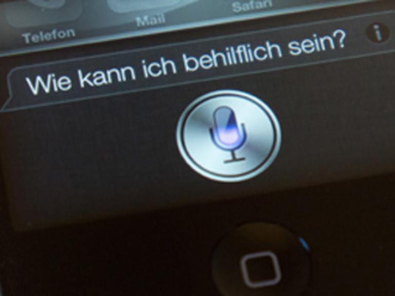 Siri gibt vor, Japanisch zu sprechen