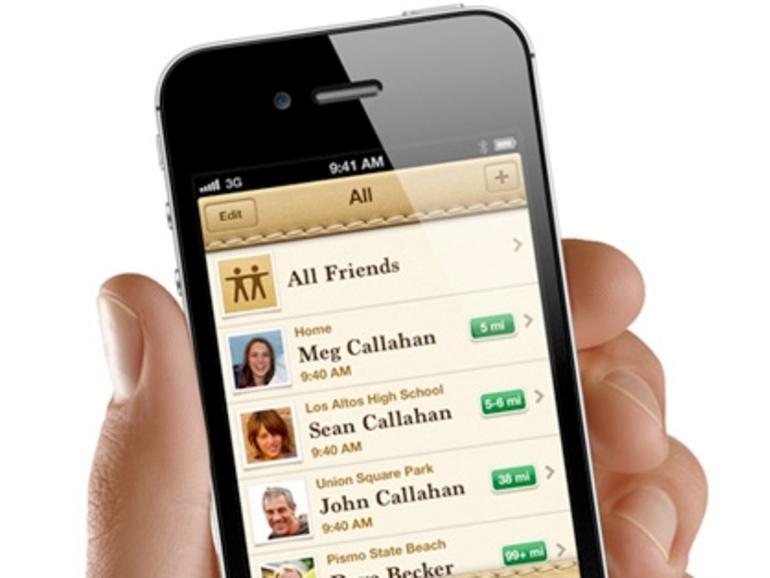 Apple veröffentlicht iOS 6.1.1 für iPhone 4S