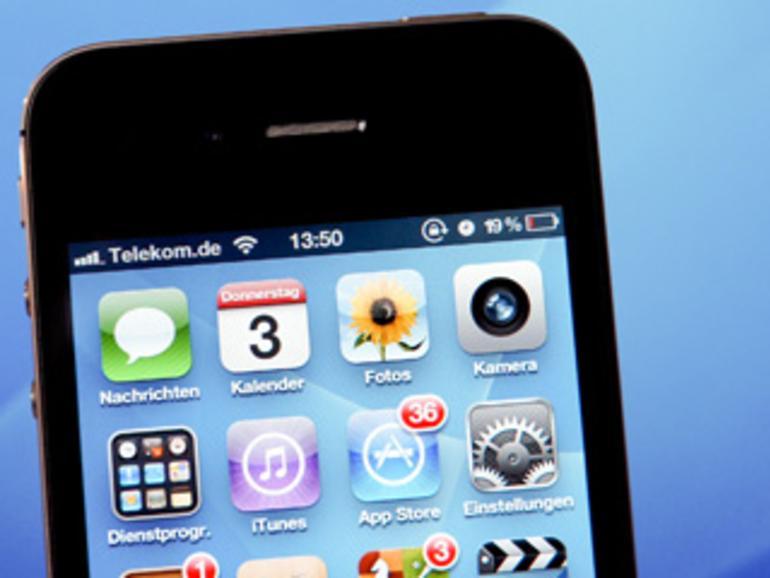 Mac-OS-X-Wallpaper für das iPhone 4, iPhone 4S und den iPod touch 4G