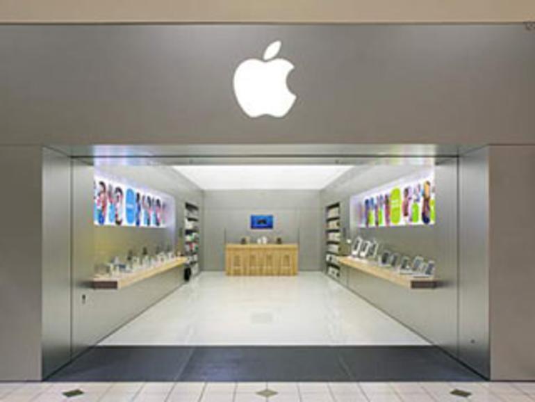 Apple Store: Kundenortung via App
