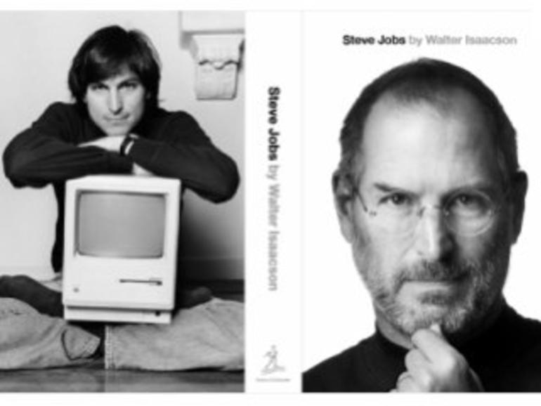 Steve-Jobs-Biographie: Formatübergreifend ein Bestseller