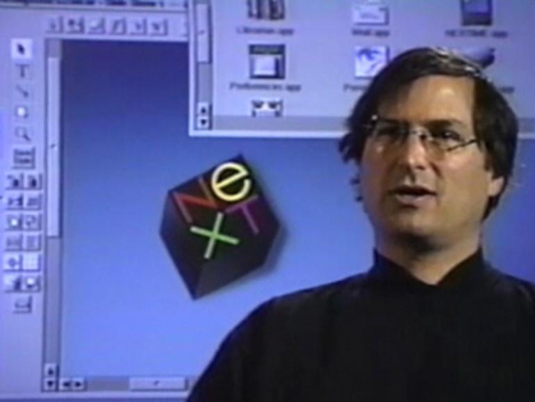 Interviews aus Steve Jobs' Zeit bei NeXT und Pixar aufgetaucht