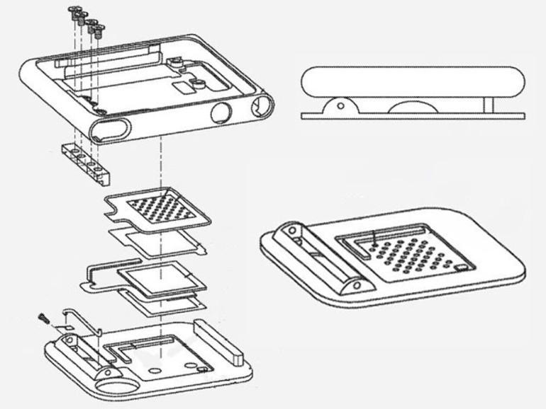 Patentantrag: iPod nano und iPod shuffle demnächst mit Lautsprecher?