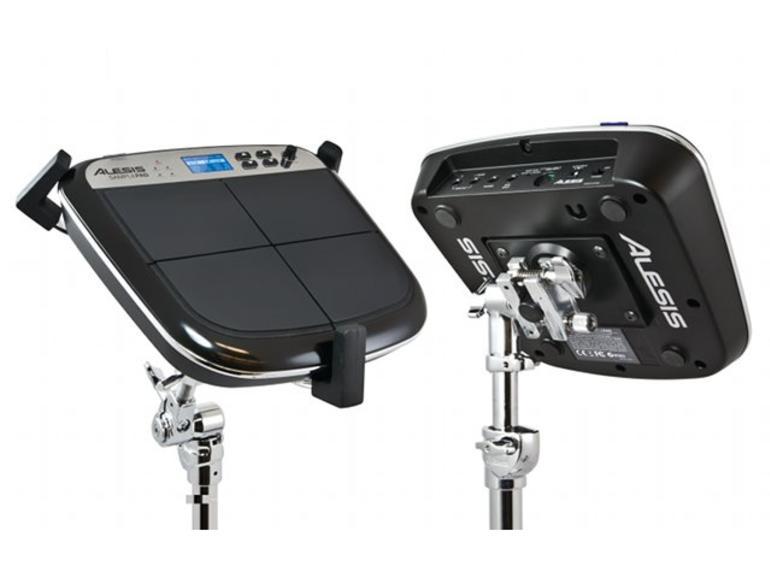 Alesis SamplePad für Drummer ab sofort lieferbar