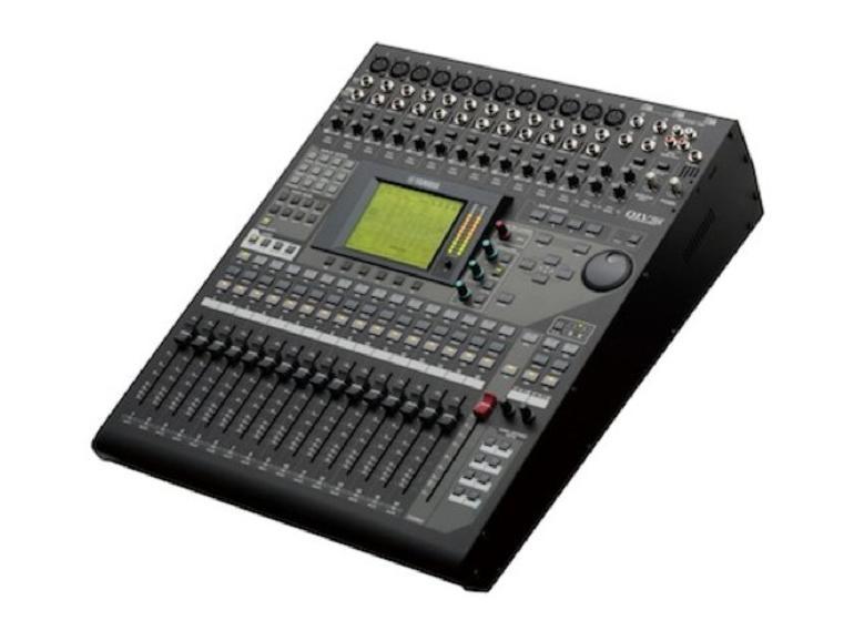 Yamaha 01V96i: Digitaler Mischer und DAW-Controller