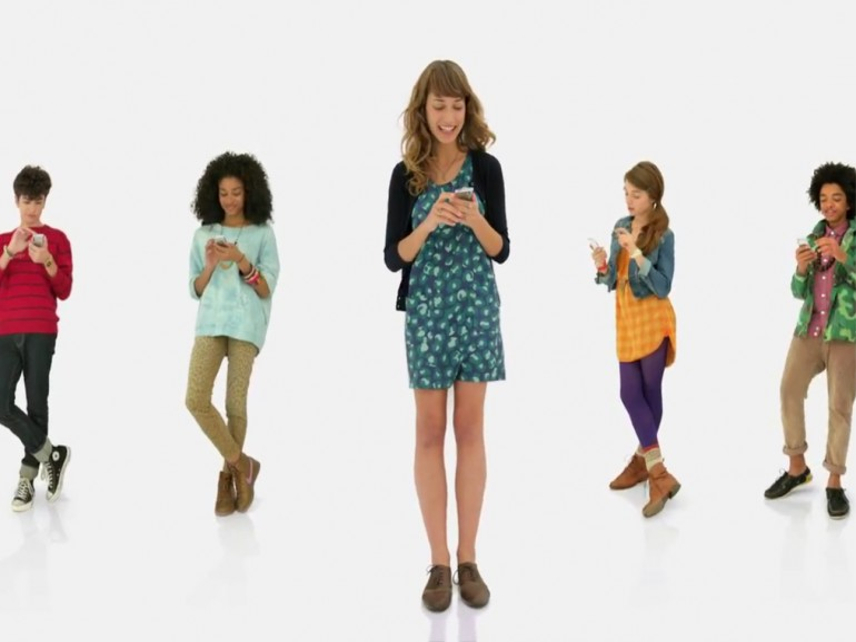 """""""Share The Fun"""": Apple zeigt neuen iPod-touch-Werbespot"""