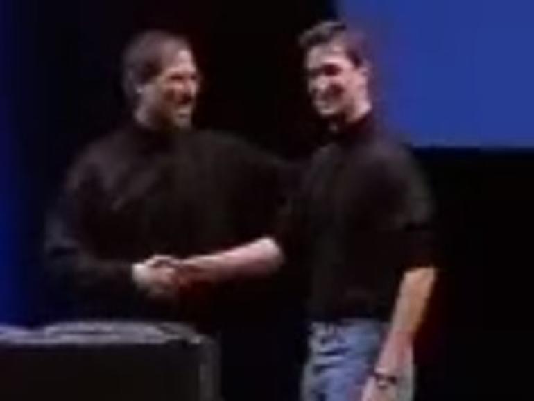 Steve-Jobs-Film: George Clooney und Noah Wyle kämpfen um die Hauptrolle