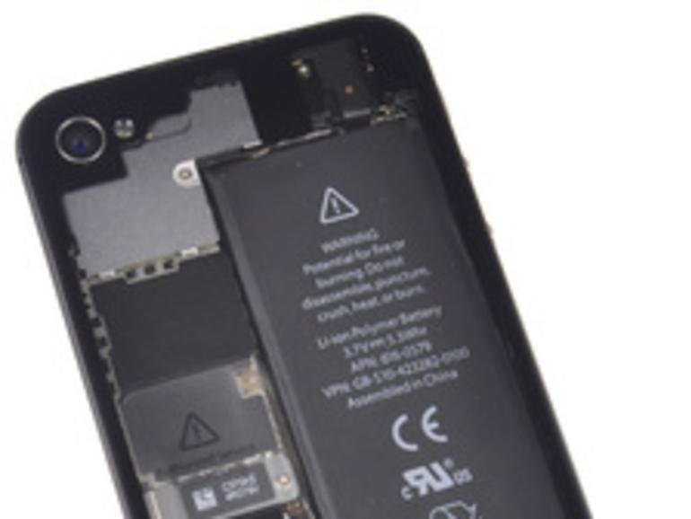 iPhone 4S: iFixit bietet transparente Glas-Rückseite an