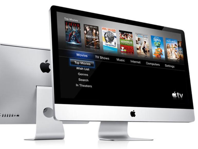 iTV: Wird der iMac der nächsten Generation zum ersten Apple-Fernseher?