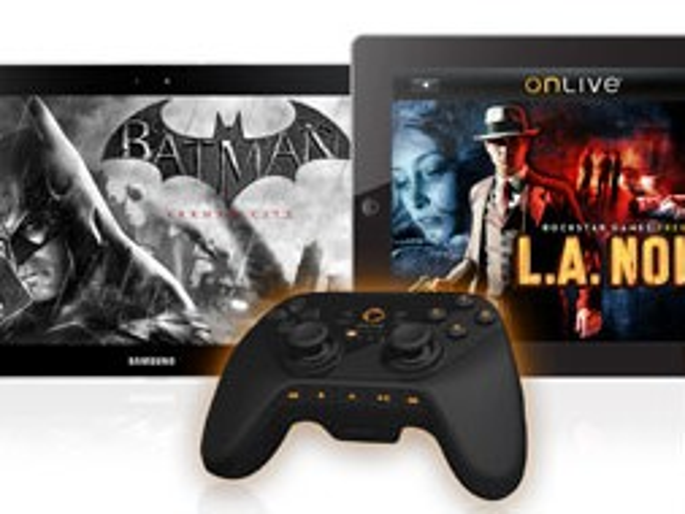 OnLive-App veröffentlicht: PC-Spiele auf iPhone und iPad spielen