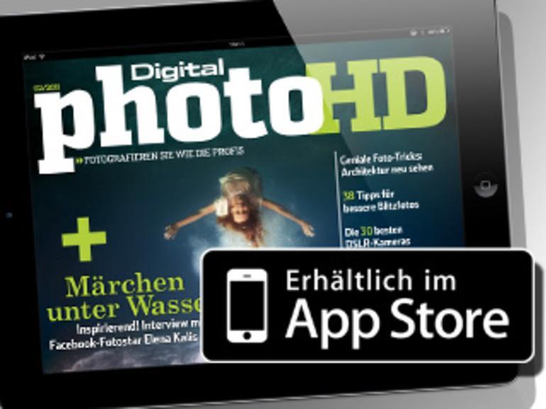 Foto-Wissen intensiv: DigitalPHOTO HD 2 auf dem iPad kurze Zeit GRATIS