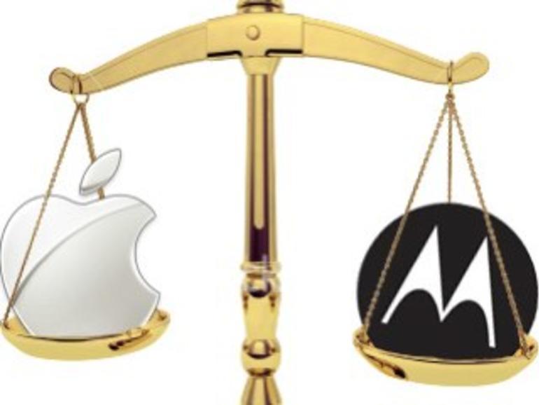 Patent EP2059868: Apple erwirkt gerichtliche Verfügung gegen Motorola