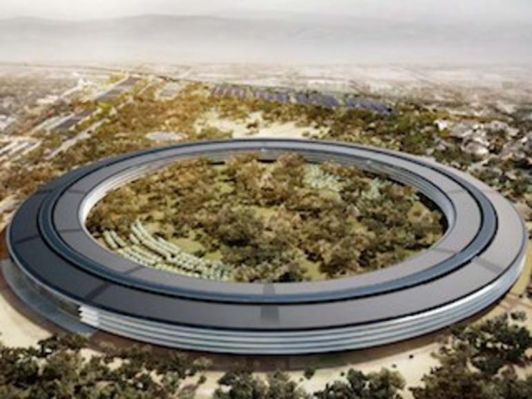 Apple Campus 2.0 darf vereinfachte Umweltverträglichkeitsprüfung durchlaufen