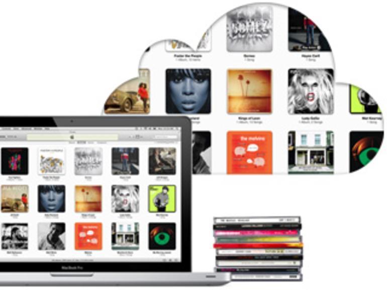 iTunes Match: Ungeeignete Songs der Cloud hinzufügen