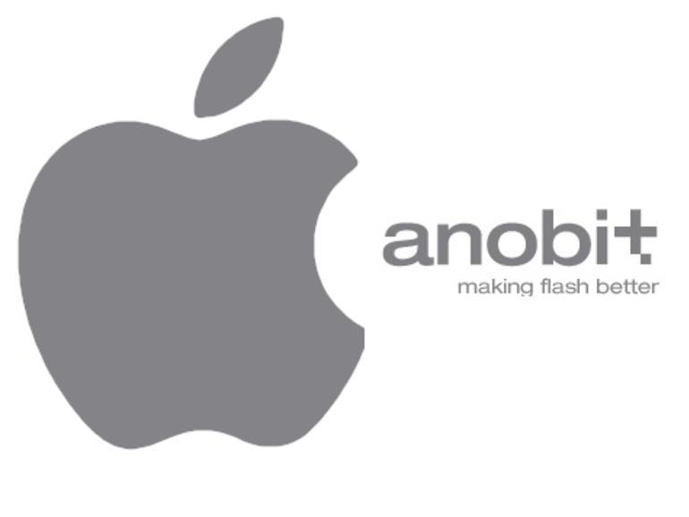 Apple übernimmt Flashspeicher-Spezialisten Anobit