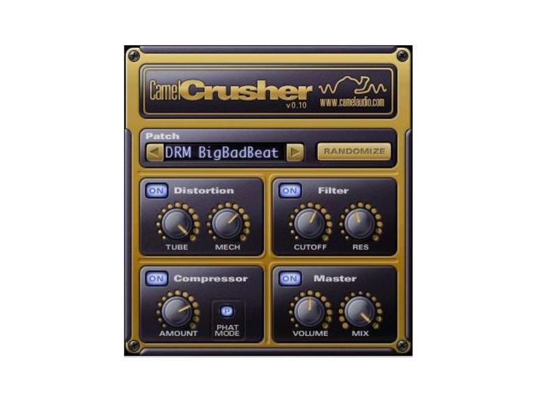 Camel Audio stellt Update für CamelCrusher vor