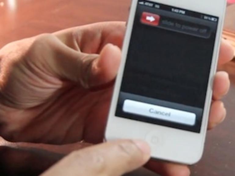 iOS: So lässt sich angeblich der Home-Button neu kalibrieren