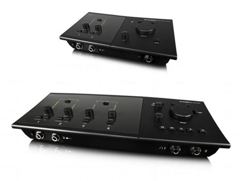 Avid stellt Audiointerfaces Fast Track C400 und C600 vor
