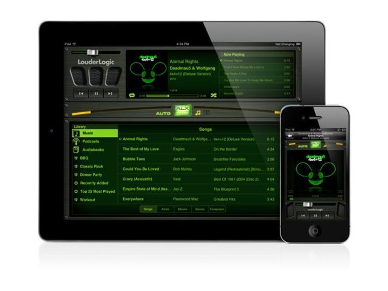 McDSP LouderLogic 1.1: Audioplayer mit Lautstärkekorrektur