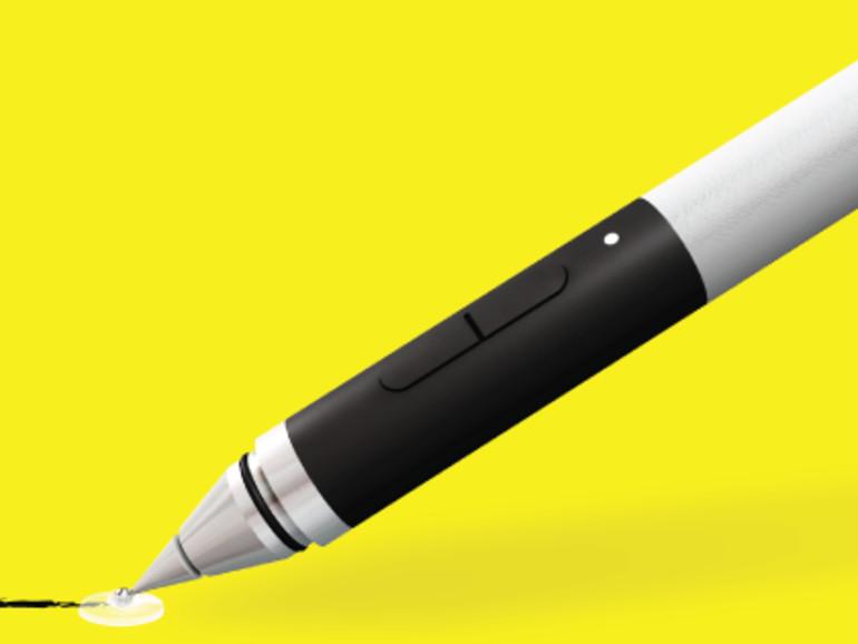 Adonit zeigt drucksensitiven Stift für iOS auf der CES