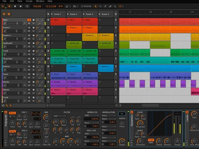 Bitwig Studio: Neue DAW verspricht viele Highlights