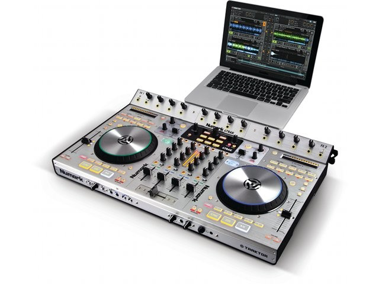 DJ-Controller Numark 4TRAK vorgestellt