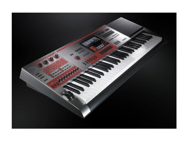 Casio XW-G1: Synthesizer für DJs und Produzenten