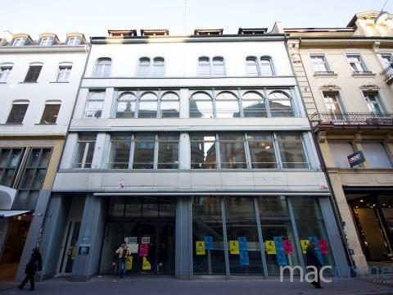 Bericht: Apple Store in Basel geplant, Baupläne bereits bekannt