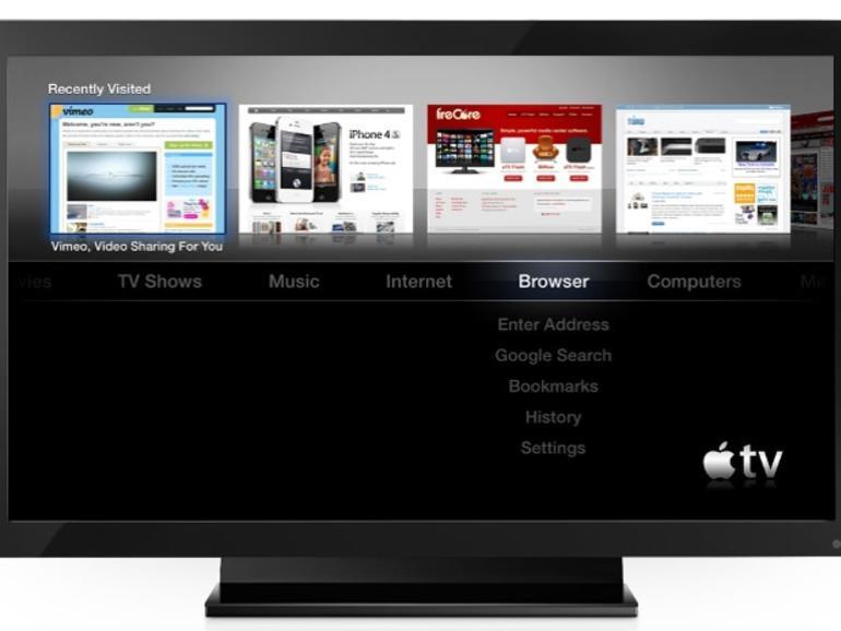 aTV Flash (black) 1.2: Apple-TV-Erweiterung mit neuen Funktionen