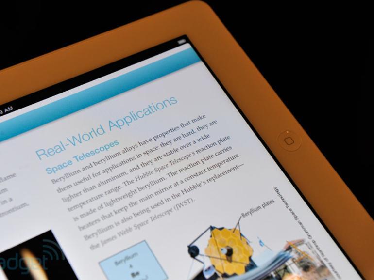 Digitale Schulbücher auf dem iPad: Erstes Hand-on-Video