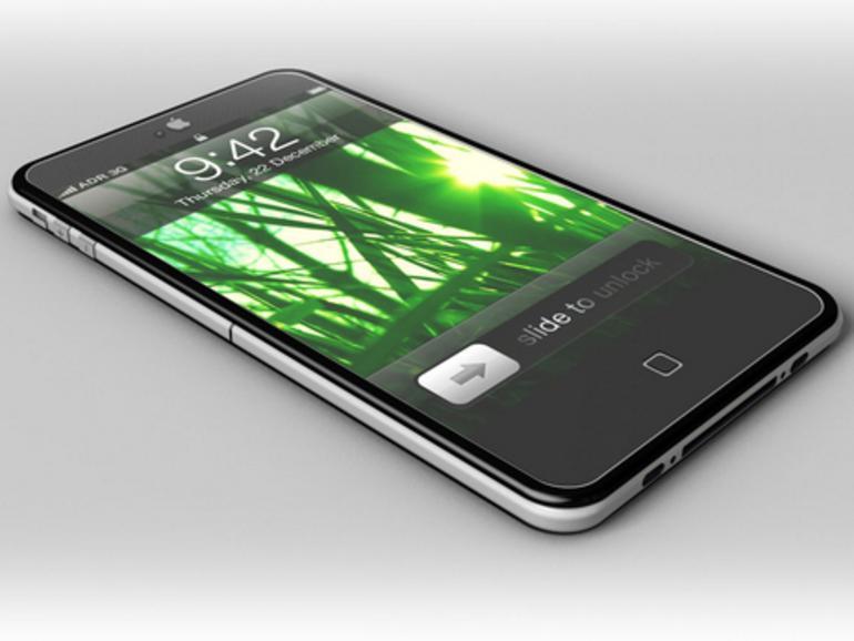 Foxconn: iPhone 5 bereit für die Produktion