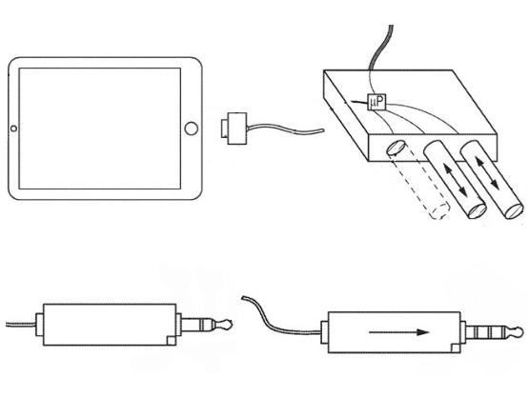 Apple-Patent zeigt die Zukunft des Dock-Kabels