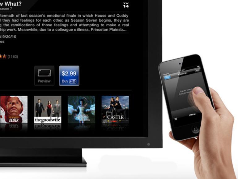 So stellt sich Apple die Zukunft der Fernbedienung vor