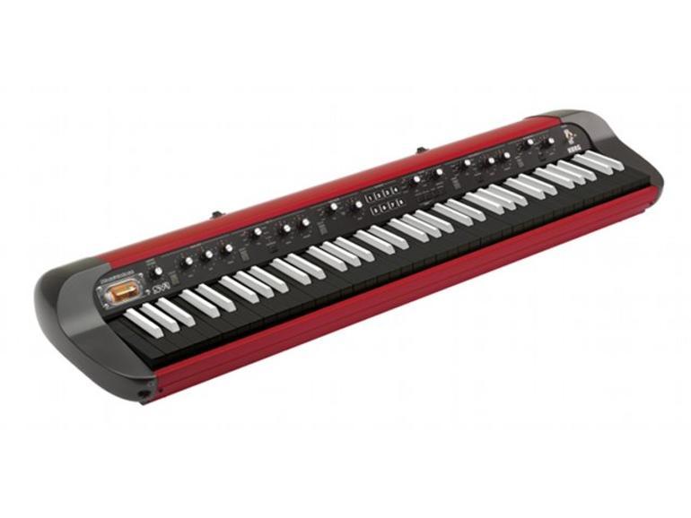 Korg stellt neue SV-1 Vintage-Pianos vor